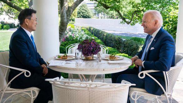 Biden apuesta por su diplomacia silenciosa también con Corea del Norte