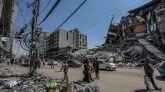 Calma tensa en el primer día de tregua entre Israel y las milicias palestinas