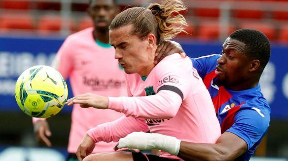 Griezmann evita que el Barcelona cierre el curso con otro fiasco | 0-1
