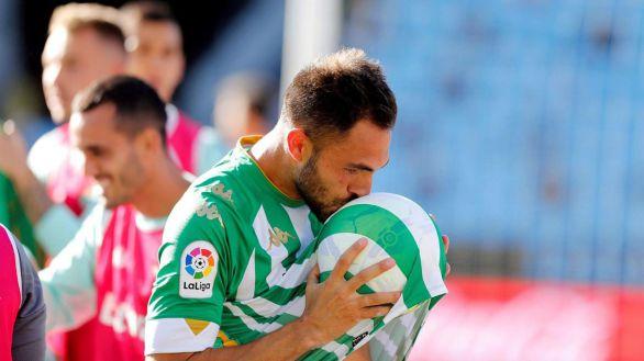 El Betis usa el tiroteo contra el Celta para acceder a la Europa League | 2-3