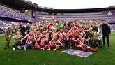 El Atlético de Madrid, campeón de la Liga más emocionante