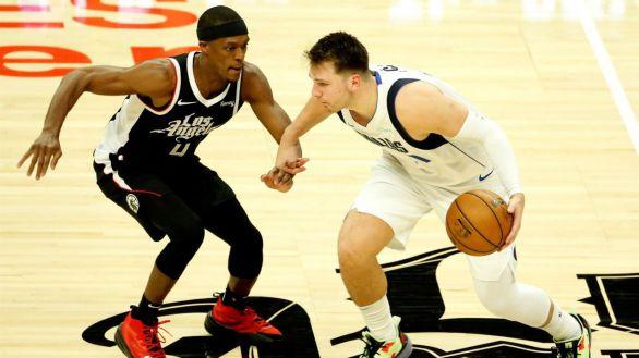 NBA Playoffs. Un Doncic colosal empieza asolando a los Clippers