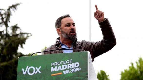 El Gobierno prohíbe una manifestación de Vox en Ceuta