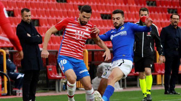Granada y Getafe firman tablas en la posible despedida de sus técnicos | 0-0