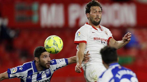 El Sevilla despide a algunos de sus iconos con victoria | 1-0