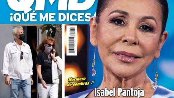 Repaso al mes más horrible de Isabel Pantoja