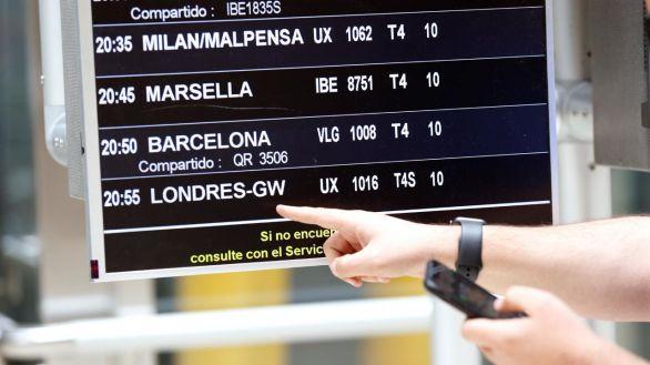 Reino Unido recomienda a sus ciudadanos que no vengan a España