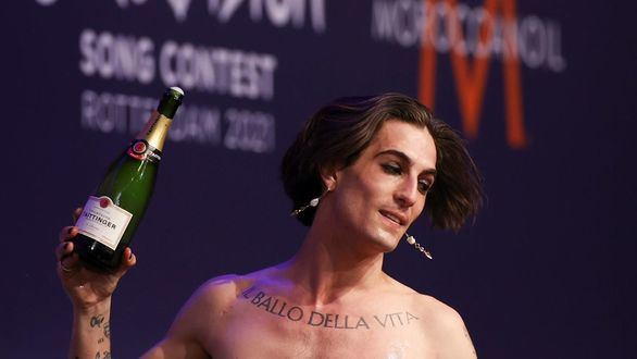 Eurovisión confirma que el cantante de Italia no consumió drogas