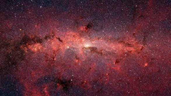 Hallada en el espacio la molécula clave en el origen de la vida