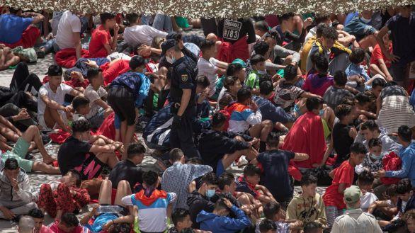 Las comunidades acogerán a 200 menores de Ceuta