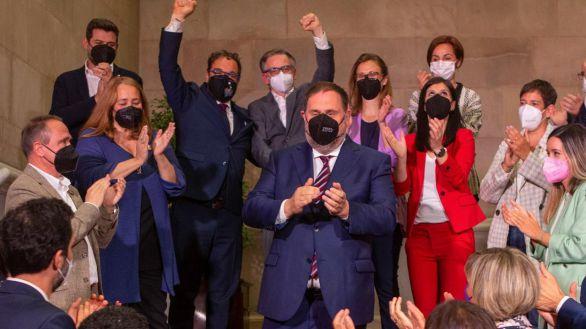 Cuatro de los siete consejeros de ERC tienen causas pendientes con la justicia