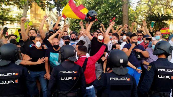 La delegación del Gobierno no autoriza un acto de Vox en Melilla