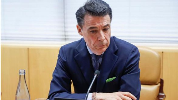 La Audiencia Nacional propone juzgar a Ignacio González por presunto cohecho