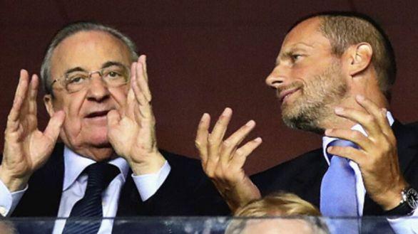 Superliga. Sigue la escalada: dura respuesta de Madrid, Barça y Juventus a la UEFA
