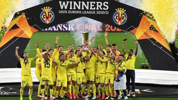 Europa League. Una histórica tanda de penaltis corona a un Villarreal de leyenda | 1-1