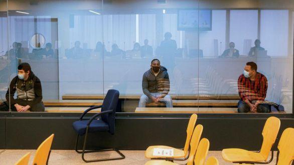 Penas de entre 8 y 53 años de cárcel para los tres acusados de los atentados del 17A