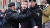 El G7 exige a Bielorrusia la liberación inmediata del opositor Román Protasevich