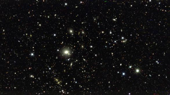 El mapa de 100 millones de galaxias dibuja una evolución precisa del universo