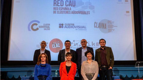 Nace la REDCAU, la unión de clústeres audiovisuales de España
