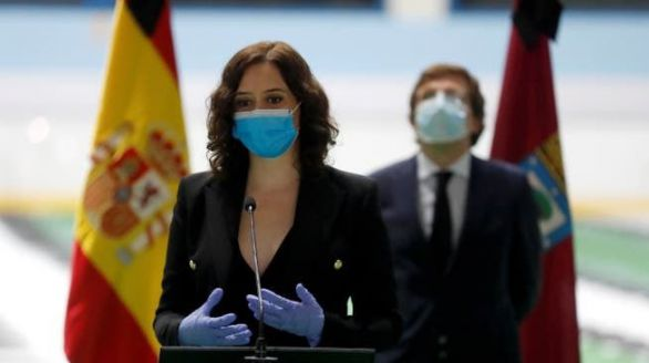 Así ha reaccionado Martínez Almeida a la nueva relación sentimental de Ayuso