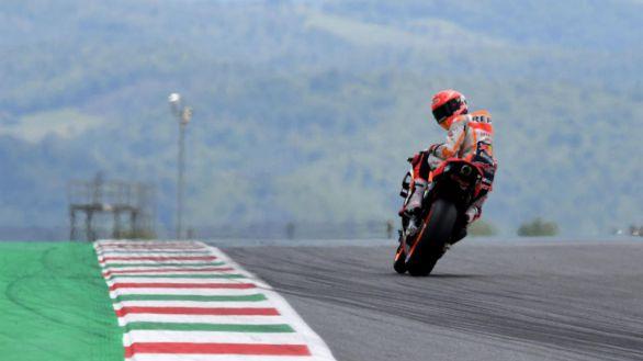 MotoGP. Márquez se asoma al peor escenario: volver al dique seco