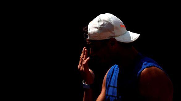 Roland Garros. Rafa Nadal se remanga y Djokovic pierde los nervios