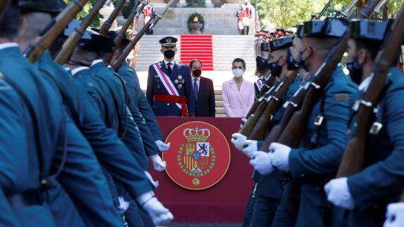 Día de las Fuerzas Armadas: homenaje al compromiso de los militares en un año adverso