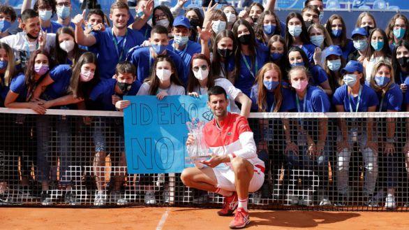 Roland Garros. Djokovic gana otro título y lanza una amenaza a Rafael Nadal
