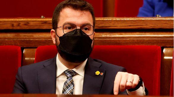 Aragonès urge a Sánchez a reunir la mesa de diálogo antes de verano
