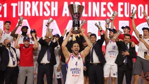 Euroliga. El Barça de Pau Gasol roza la gloria ante el Anadolu Efes | 81-86