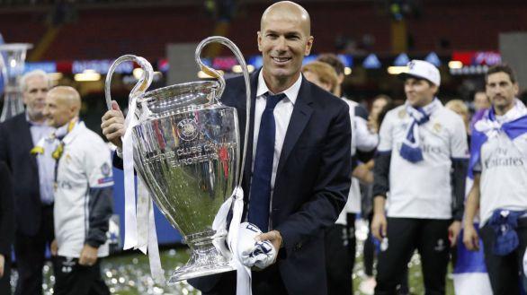 Zidane explica su adiós en esta carta abierta e inédita en la historia del Real Madrid