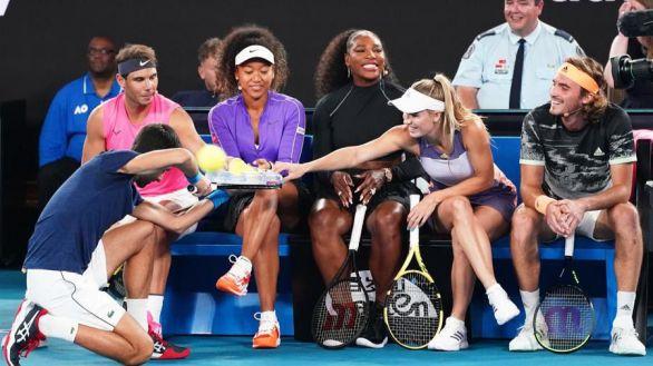 Roland Garros. Rafa Nadal se posiciona en la delicada polémica de Naomi Osaka