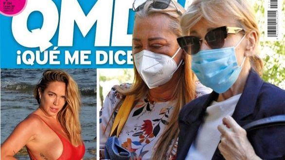 Mila Ximénez lucha contra el cáncer rodeada de cariño