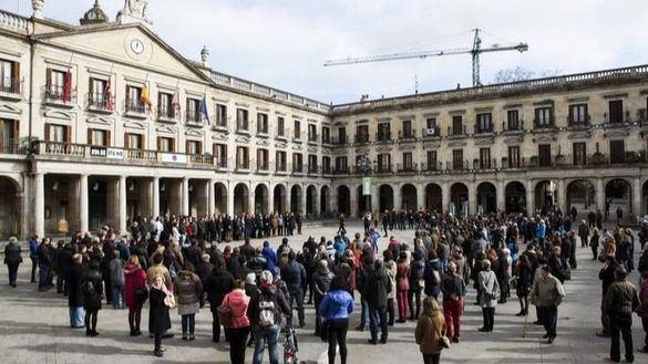 Bildu se descuelga de la condena unánime por la agresión a un exconcejal del PP en Vitoria
