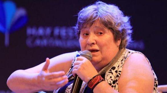 La poeta lusa Ana Luisa Amaral, Premio Reina Sofía de Poesía Iberoamericana