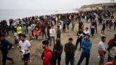 El Gobierno acusa a Marruecos de 'asaltar las fronteras' de España como protesta
