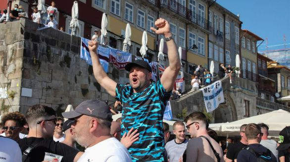 Los excesos en la final de la Champions ponen en jaque al Gobierno portugués