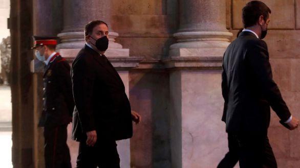 Nueva cesión del Gobierno: acepta que Junqueras esté en la mesa de diálogo