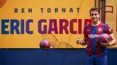 Eric García, segundo fichaje del Barcelona