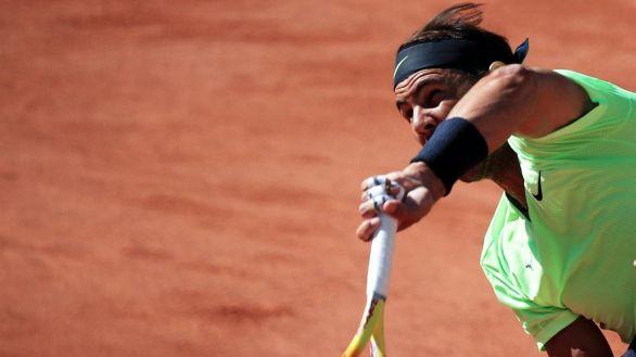 Roland Garros. Nadal arranca su andadura con un triunfo firme ante Popyrin