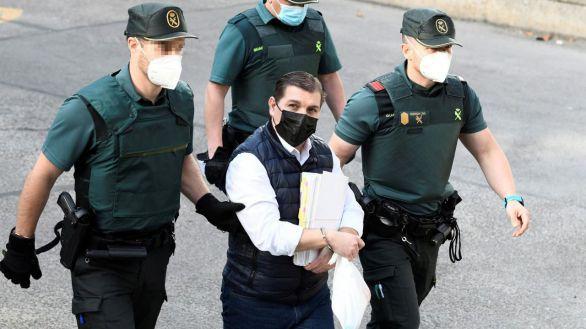 El Rey del Cachopo, condenado a 15 años por el homicidio de su exnovia Heidi Paz