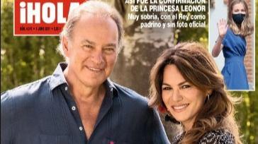 Bertín y Fabiola, juntos de nuevo tras su separación: