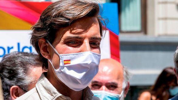El vicesecretario de Comunicación del PP, Pablo Montesinos.