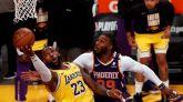 NBA Playoffs. En un océano de lesiones, los Lakers bordean ya la debacle