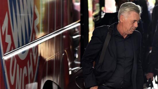 Trascienden las elocuentes primeras palabras de Ancelotti tras firmar con el Madrid