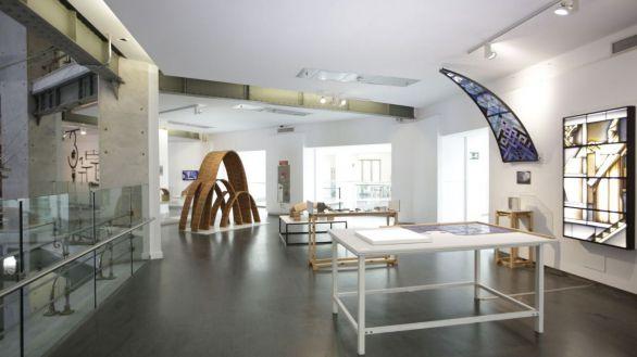 CentroCentro acoge la exposición Arquitectura Atemporal