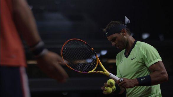 Roland Garros. Nadal avanza a tercera ronda sin ceder un set ante Gasquet