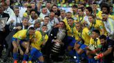 Copa América. Lío colosal: jugadores de Brasil estallan contra Bolsonaro y anuncian boicot