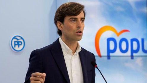"""Montesinos: una crisis de Gobierno no tapa """"la falta de gestión de Sánchez"""