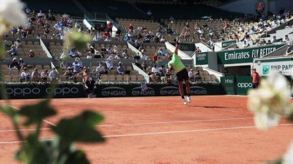 Guía de las retransmisiones del fin de semana. Roland Garros se pone serio